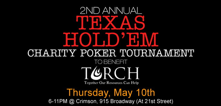 2nd Annual Charity Texas Hold 'Em Tournament