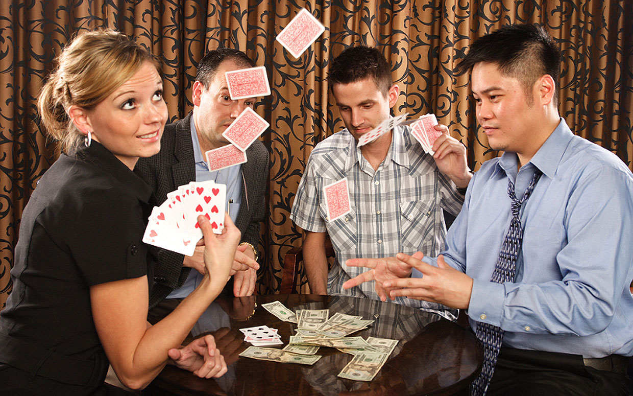 Parade: Life Lessons From Poker: Breaking Into the Boys' Club