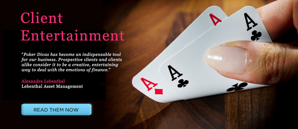 Poker Divas contact