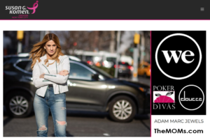 WEWORK SOCIAL MIXER SUPPORTING KOMEN GREATER NYC