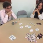 Poker Divas - two thoughtful people