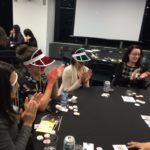 Poker Divas - All women clapping hands