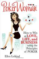 Poker Divas - book Pokerwoman Ellen Leikind