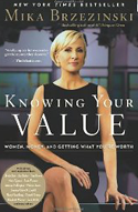 Poker Divas - cover book knowing your value mika brzezinski