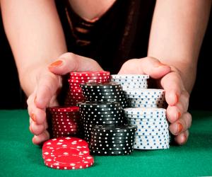 Poker Divas - poker chips