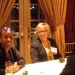 Poker Divas - Two women laughing