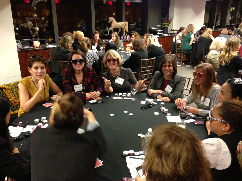 Poker Divas - Attorneys pocker