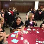 Poker Divas - Women pocker bookCrowded room
