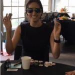 Poker Divas - A woman stakes
