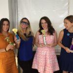 Poker Divas - Four women and prizes