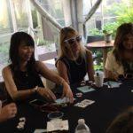 Poker Divas - women over-pair