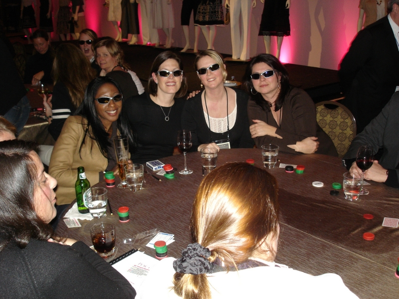 Poker Divas - early position women
