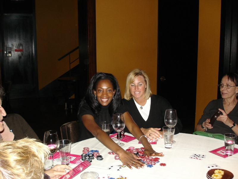 Poker Divas - event