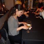 Poker Divas - Women opening cards