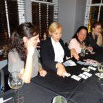 Poker Divas - A woman tight
