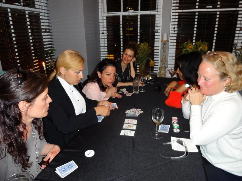 Poker Divas - Women rock