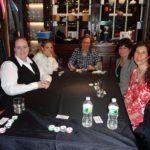 Poker Divas - Women are playing card