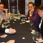 Poker Divas - Women at the table