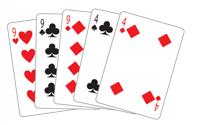 Poker Divas - poker hand fullhouse