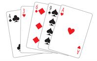 Poker Divas - poker hand highcard