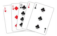 Poker Divas - poker hand onepair