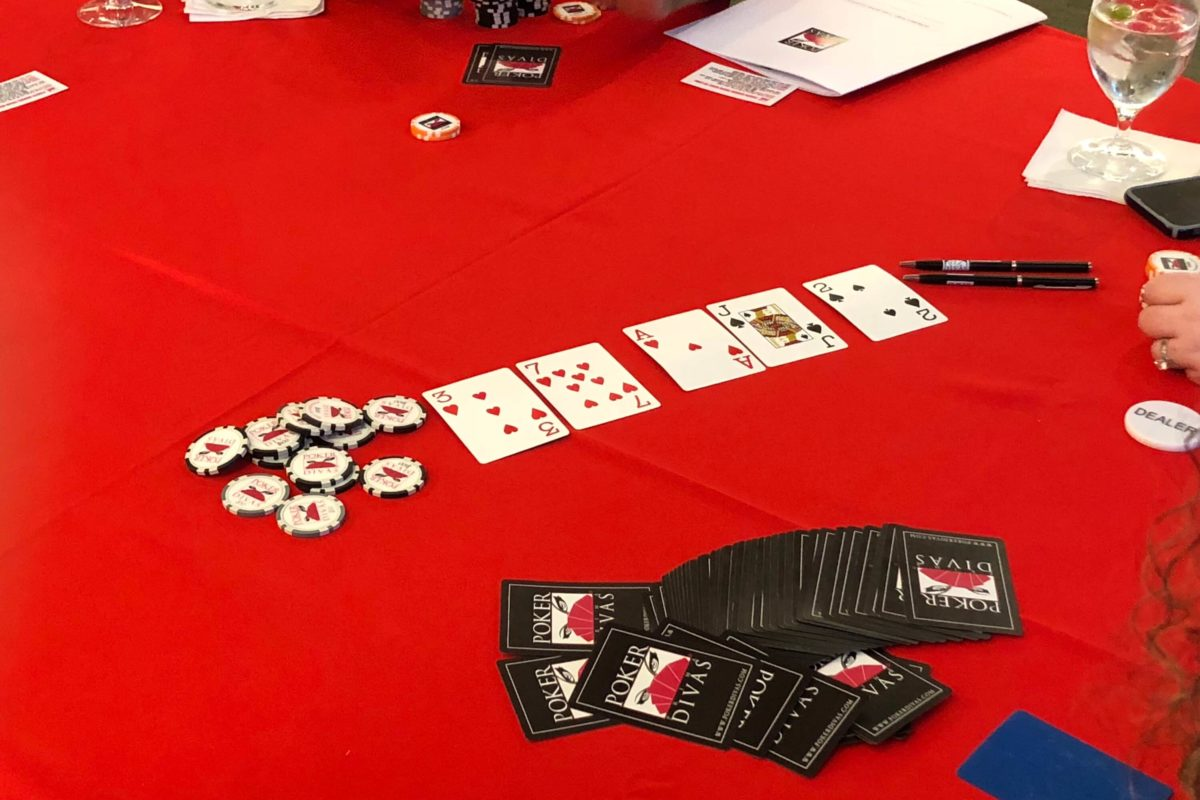 Poker Divas - Poker tight
