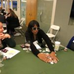 Poker Divas - Women hit and run