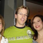 Poker Divas - Three people portrait