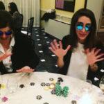 Poker Divas - Woman isolates