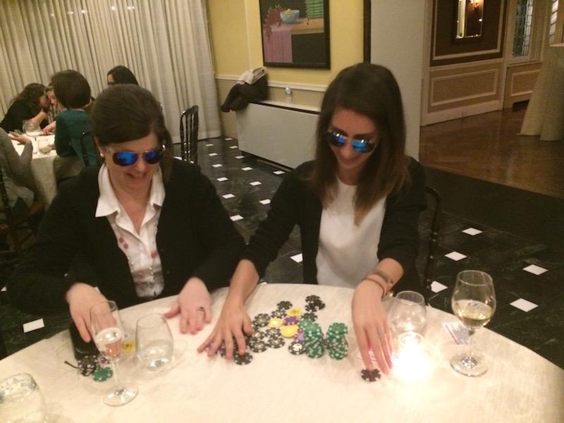 Poker Divas - Women draw