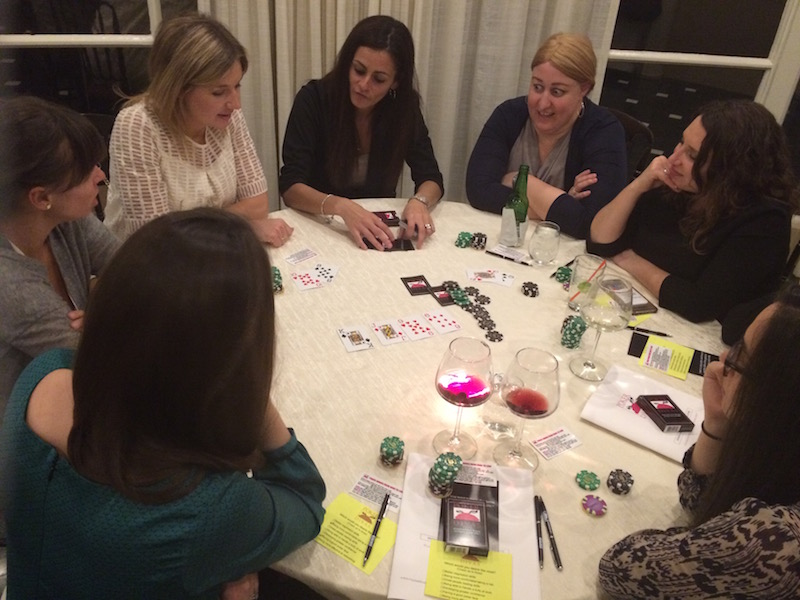 Poker Divas - Women limping