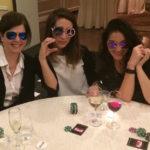 Poker Divas - Three women posing