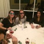 Poker Divas - Women wear glasses