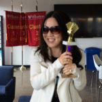 Poker Divas - Women hold prize