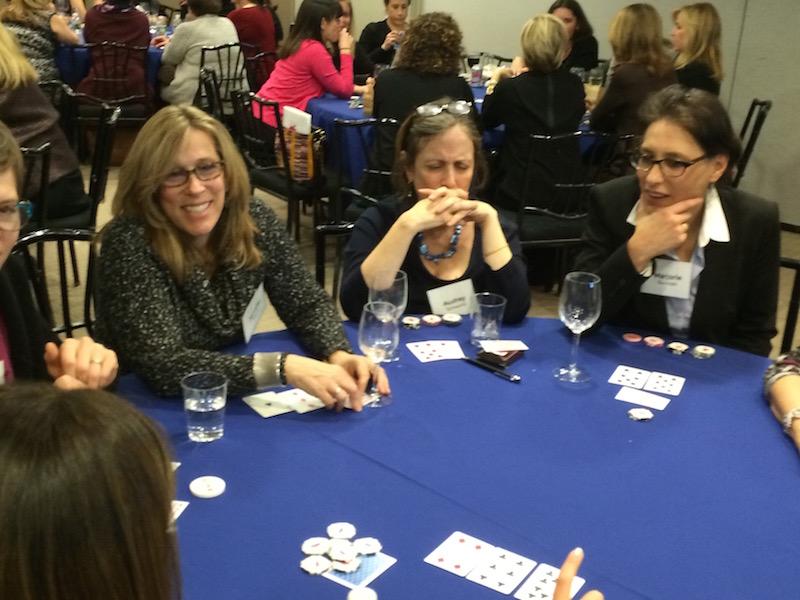 Poker Divas - Women muck