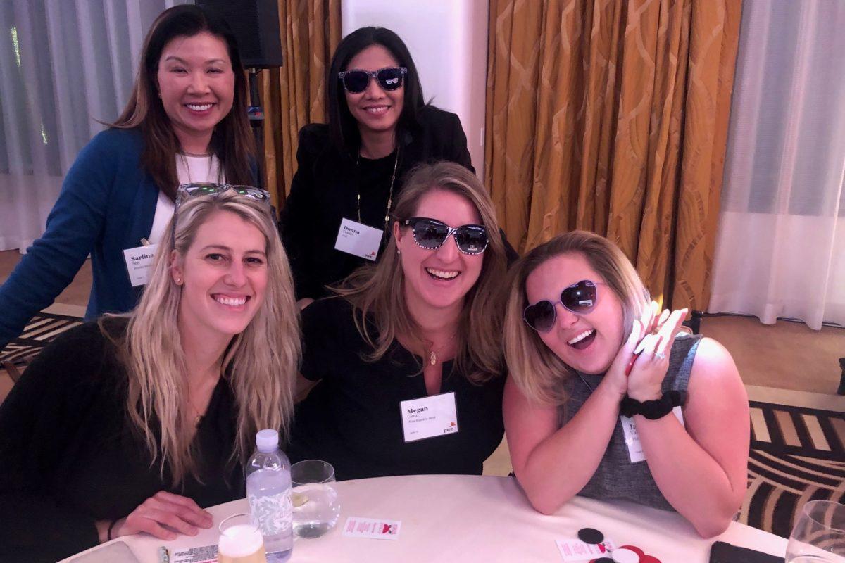 PWC Women's Leadership LA