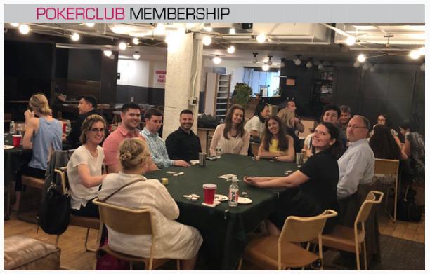 Poker Divas Club Membership