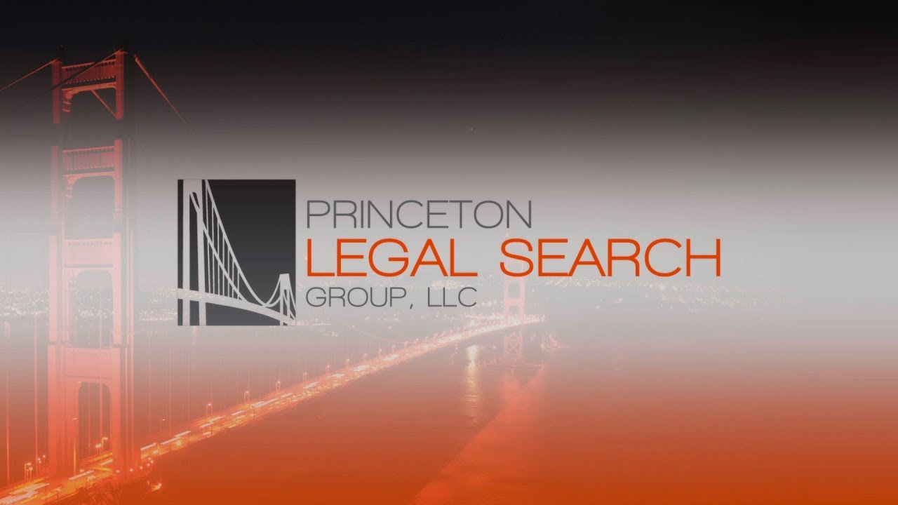 Check out our LIVE virtual event with Princeton Legal Search Group on 8/25.