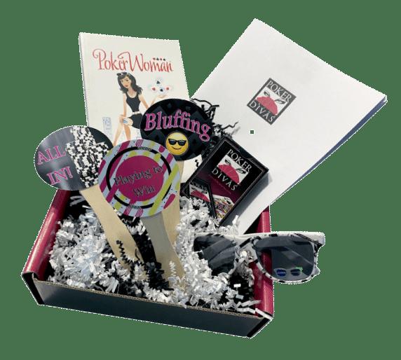 Poker Divas - Swag Box