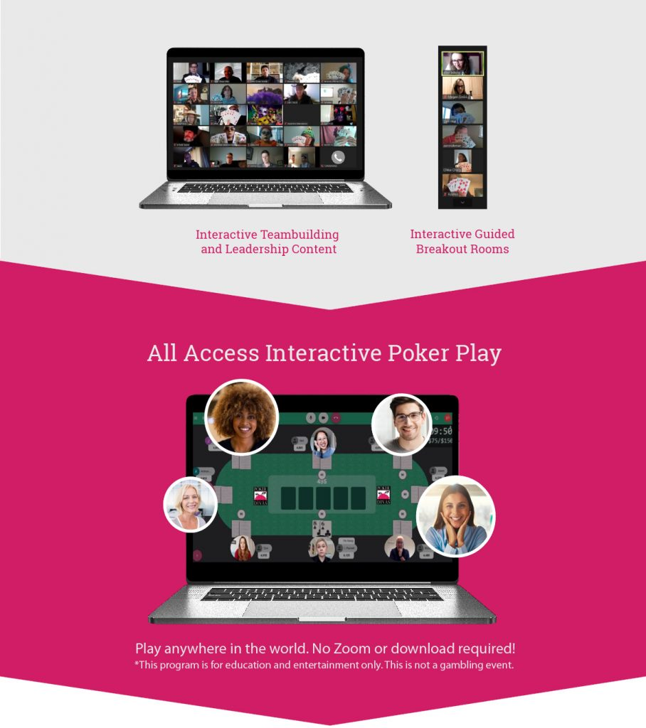 Poker Divas - Interactive Poker Play